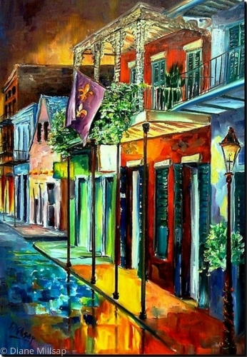 Bourbon Street Song - SOLD