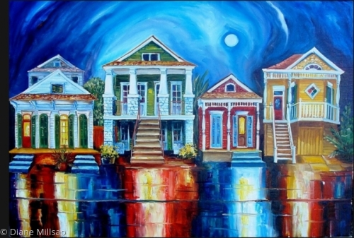 New Orleans Neighborhood- SOLD