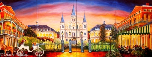 Delights of Jackson Square - SOLD