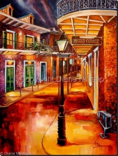 Harry's Corner - New Orleans - SOLD
