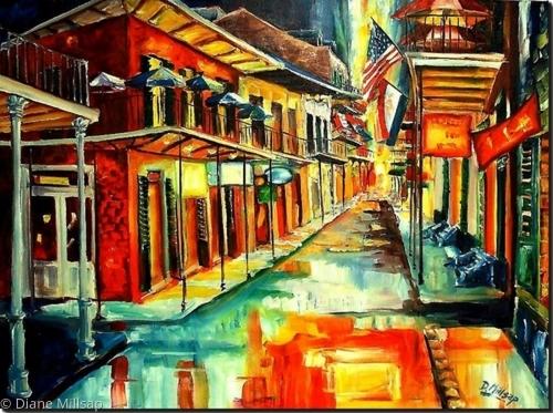 Bourbon Street Glitz - SOLD