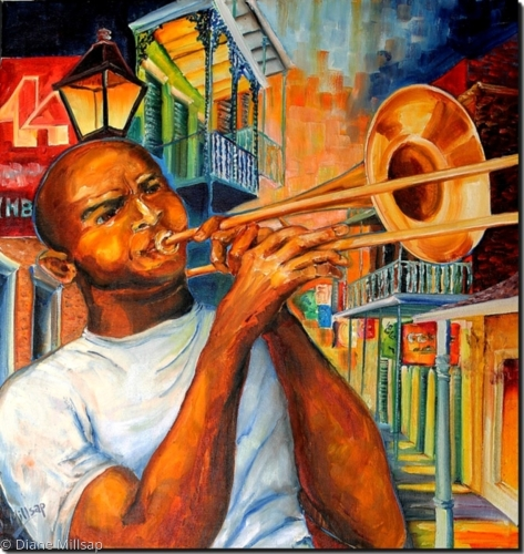 Song of New Orleans