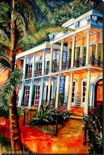New Orleans' Esplanade Avenue-SOLD