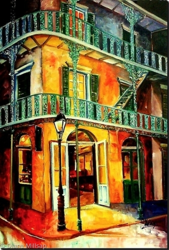 French Quarter Allure - SOLD