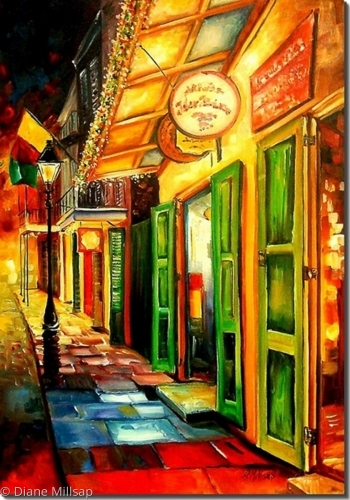 Goin' Back to New Orleans-SOLD