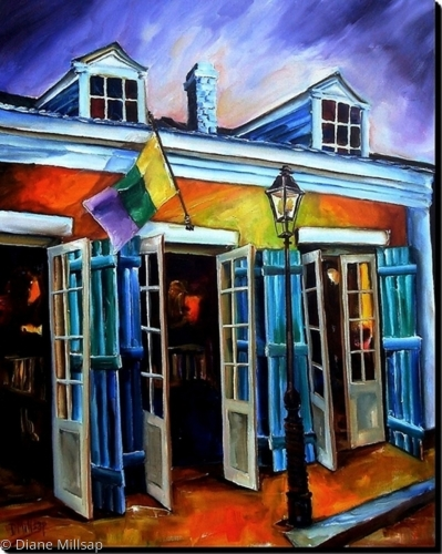 Bourbon Street Rock - SOLD