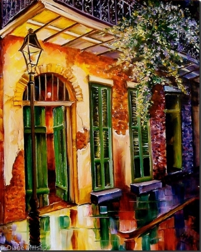 New Orleans Mystery - SOLD