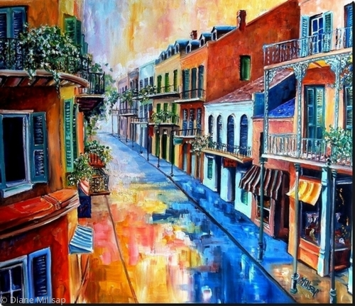 Big Easy Sunshine - SOLD