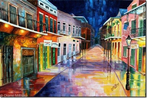 French Quarter Shimmer