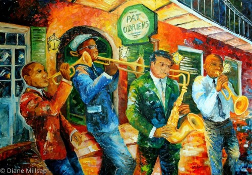 Jazz Jam in New Orleans
