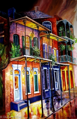 Walk into the French Quarter - PRINTS AVAILABLE