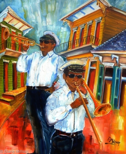 Jazz in the Treme- AVAILABLE