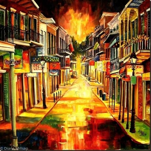 Bourbon Street !! SOLD