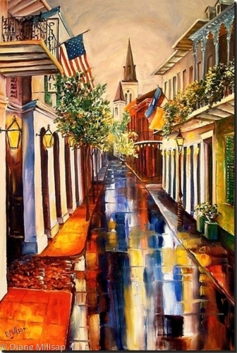 Dream of New Orleans - SOLD