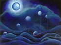 Painting-Ocean of Consciousness