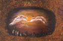 Painting--Acrylic-LandscapeThe Hidden City (Original acrylic on canvas)