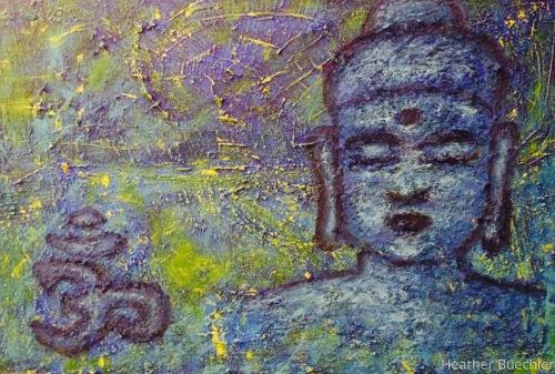 Blu Buddha