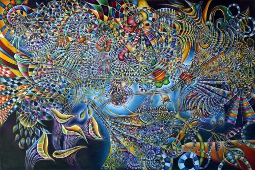 Daylilium Distorti by Curious Work