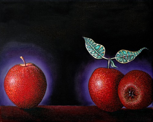 Ascendant Apples  by Curious Work