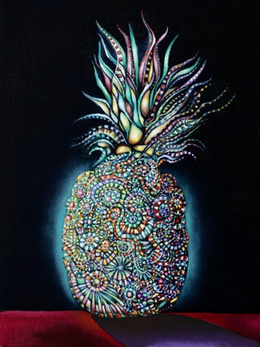 Transcendental Pineapple by Curious Work