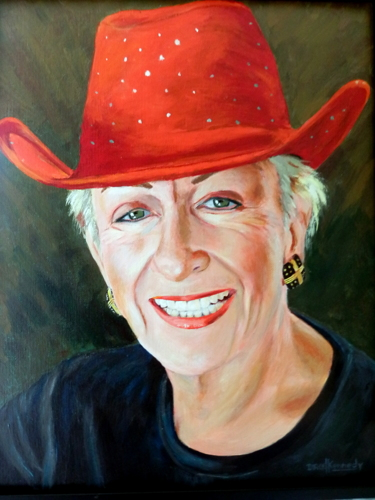 ANN GOES COUNTRY