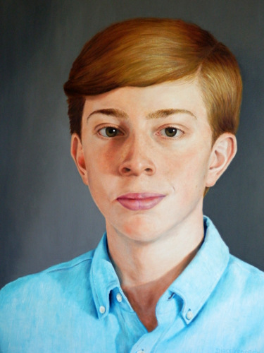 Commission Portrait of CLAYTON