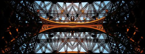 Eiffel Tower Fantasy
