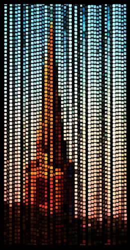 Church at Sunset by D. Lindemann Photography LLC