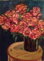 Bucket of Roses at Night (thumbnail)