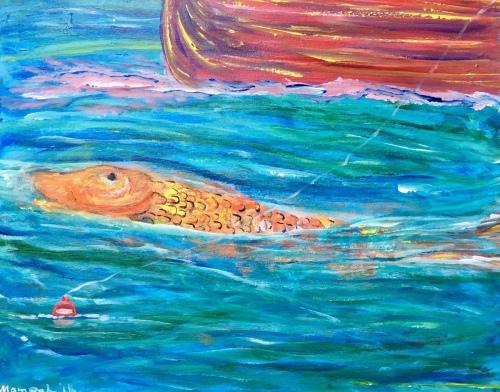Teaser Fish