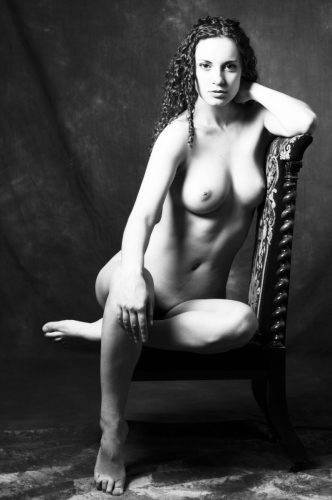 Seated Nude #1 - May 2007