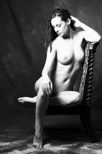Seated Nude #2 - May 2007