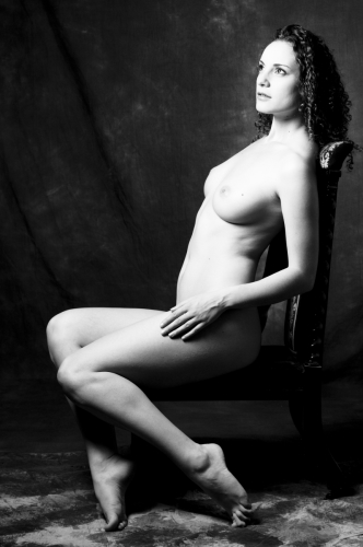 Seated Nude #3 - May 2007