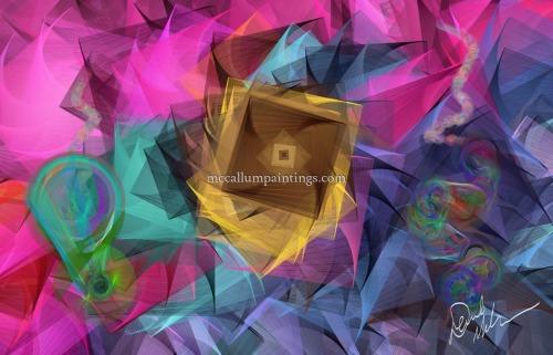 Feeling Square by Daniel McCallum