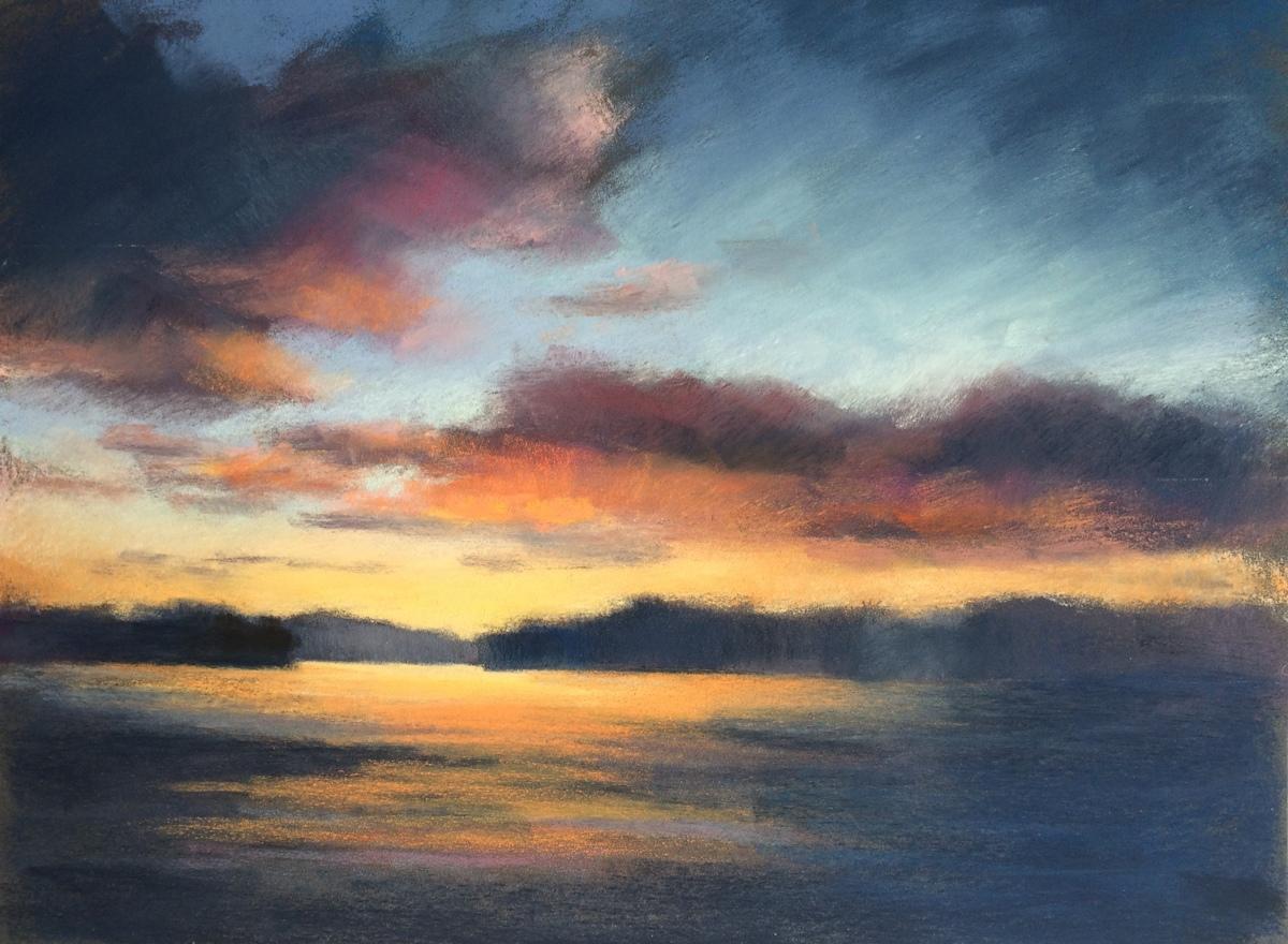 2759 Sunset Burst (large view)