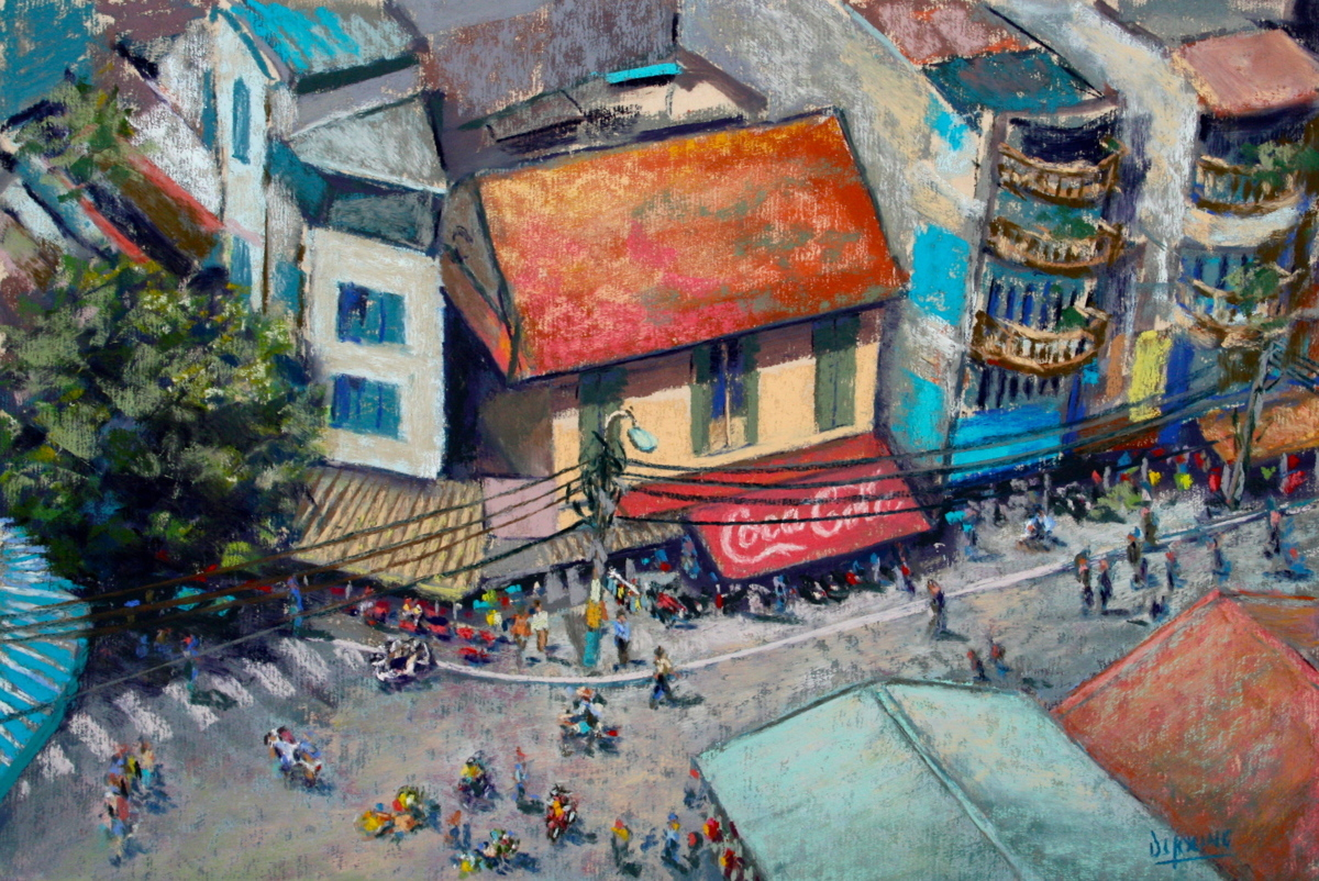 Old Town Hanoi (large view)