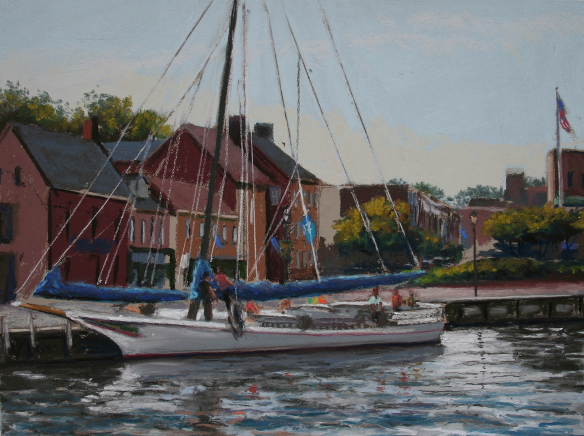 """The Skipjack """"Stanley Norman"""" (large view)"""