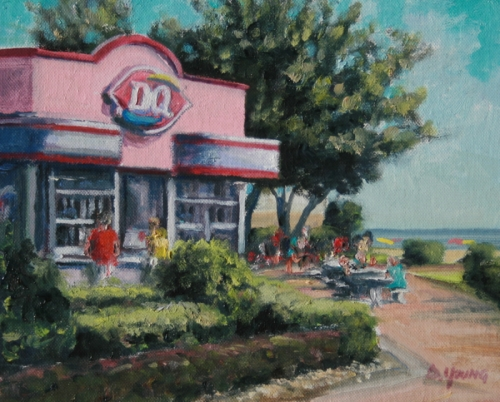 """DQ"" by Dennis Young"
