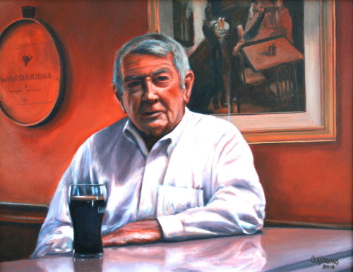 Jack And His Guinness by Dennis Young