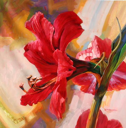 """ Flowing Flower """