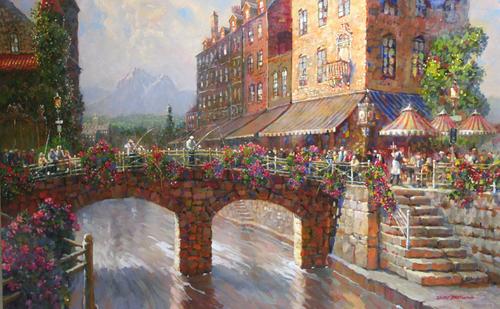""""""" Fishing Bridge """""""
