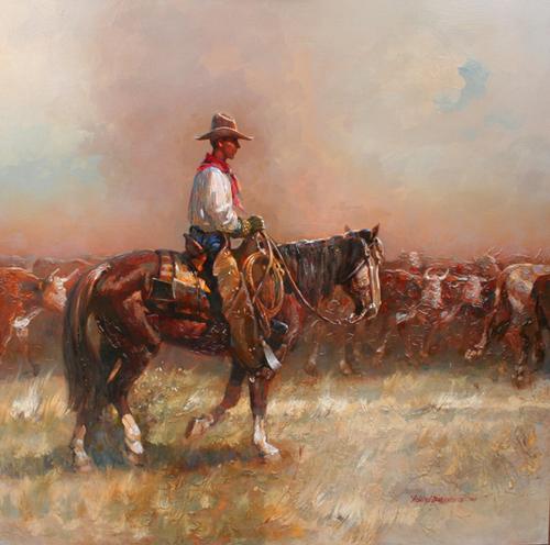 """ Young Cowboy """