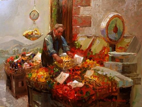 """ Tuscan Foods """