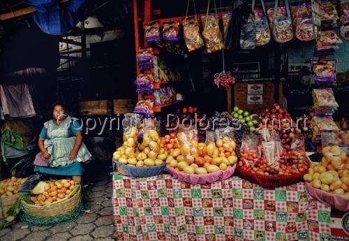 Market, Antiqua, Guatemala