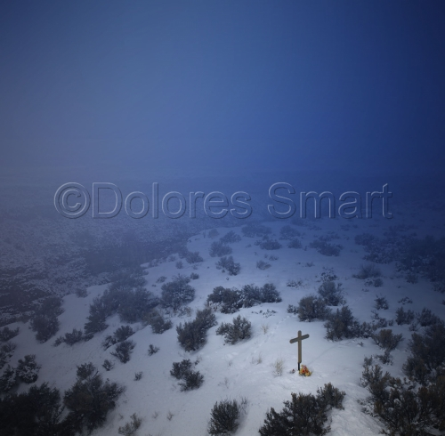 Alone, Taos, New Mexico