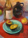 Avocado and Brown Jug (thumbnail)