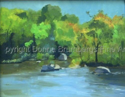Along the Farmington River