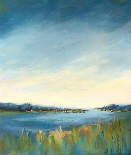 Afternoon Calm by Donna Gratkowski