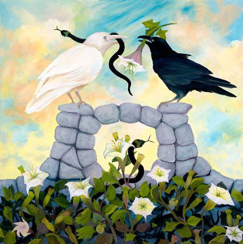 Ancestral Messengers by Donna J Caulton