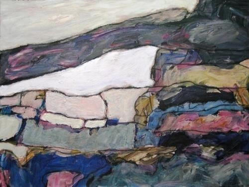 Interlocking Rocks by Don Zurlo